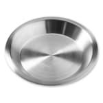 "American Metalcraft 918 9.12"" Standard Pie Pan, Aluminum"
