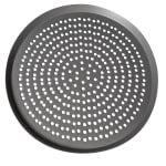 "American Metalcraft CAR16SPHC 16"" Round Perforated Pizza Pan, Hardcoat, Aluminum"