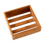 """American Metalcraft WCBS 9.125"""" Square Crate for (1) Vidacasa Hot Cell"""