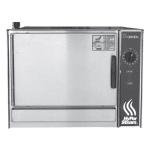 Groen HY-3E Electric Countertop Steamer w/ (3) Full Size Pan Capacity, 208v/3ph