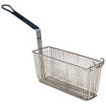 Pitco A4514701 Half Size Fryer Basket, Steel