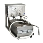 Pitco P14 55-lb Commerical Fryer Filter - Suction, 120v