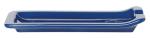 Emile Henry 530261 EA Ceramic Spoon Rest, 8.75 x 4-in, Azure Blue