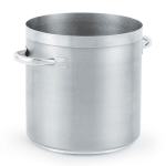 Vollrath 3103 10.5 qt Stainless Steel Stock Pot - Induction Ready