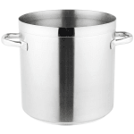 Vollrath 3106 25.5 qt Stainless Steel Stock Pot - Induction Ready