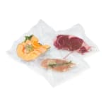 "Vollrath 40813 Vacuum Sealer Bag - 8x12"", Micromesh, Pack of 100"