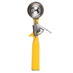 Vollrath 47144 1.63 oz Yellow #20 Disher