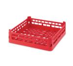 """Vollrath 52683 1 Open Dishwasher Rack - XX-Tall, Full-Size, 19-3/4x19-3/4"""" Green"""