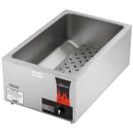 Vollrath 72090 Countertop Food Warmer w/ (1) Full Size Pan Capacity, 120v
