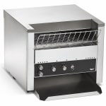"Vollrath CT4BH-2081400 Conveyor Toaster - 1400 Bagels/hr w/ 1.5"" to 3"" Product Opening, 208v/1ph"