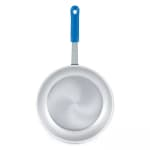 "Vollrath E4008 8"" Aluminum Frying Pan w/ Solid Silicone Handle"