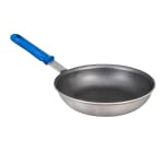 "Vollrath EZ4008 8"" Non-Stick Aluminum Frying Pan w/ Solid Silicone Handle"