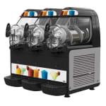 """Vollrath VCBA168-37 Frozen Drink Machine w/ (3) 1.5 gal Bowls, 23.5""""W, 120v"""