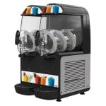 "Vollrath VCBF128-37 Frozen Drink Machine w/ (2) 2.64 gal Bowls, 15.5""W, 120v"