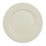 "Homer Laughlin 20800 11.13"" Round Plate - China, Ivory"
