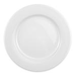 "Homer Laughlin 20810000 11.13"" Round Plate - China, Arctic White"