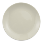"Homer Laughlin 30700 9"" Empire Round Plate - China, Ivory"