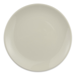 "Homer Laughlin 30800 9.63"" Empire Round Plate - China, Ivory"