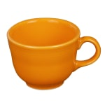 Homer Laughlin 452325 7.75-oz Fiesta Cup - China, Tangerine