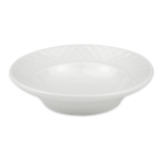 Homer Laughlin 8756900 1.5-oz Kensington Fruit Bowl - China, Ameriwhite