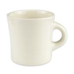 Homer Laughlin 98200 13 oz Jumbo Mug - China, Ivory