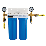 Dormont ESPMAX-S2S 2 Stage Espresso Max-S2 Filtration System w/ Ball Valves & Flush Kit