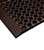 Notrax T11K0012RD Floor Mat Connector - For San-EZE II Floor Mat, Red