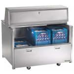 Traulsen RMC58S6 115V Milk Cooler w/ Side Access - (1024) Half Pint Carton Capacity, 115v