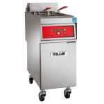 Vulcan 1ER50D Electric Fryer - (1) 50-lb Vat, Floor Model, 208v/50-60/3ph