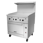 "Vulcan 36C-36G 36"" Gas Range with Griddle, NG"