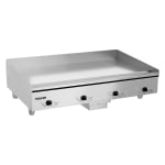 """Vulcan RRE48E 48"""" Electric Griddle - Thermostatic, 3/4"""" Steel Plate, 208v/3ph"""
