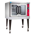 Vulcan VC4ED Full Size Electric Convection Oven - 240v/1ph