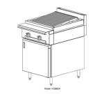 "Vulcan VCBB24 24"" Gas Range with Charbroiler, LP"