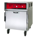 Vulcan VCH5 1/2 Height Insulated Mobile Heated Cabinet w/ (5) Pan Capacity, 240v/1ph