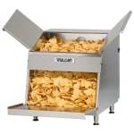 Vulcan VCW26 Top Load Chip Warmer w/ 26 Gallon Capacity, 120v