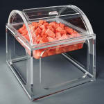 Rosseto LLP2913 Large Mod Pod Container Lid - Acrylic, Clear