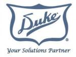 Duke TD-5 Table Mounted Sort Shelf, Slanted, Rack Over Shelf, 300-Series Stainless