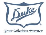"Duke VIS60 Vent Stack for Dishwashers, Spot Welded & Sealed, 60 x 16 x 4"""