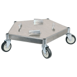 Bar Maid DOL-100 Dolly for Keg & Pail w/ 400 lb Capacity