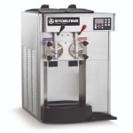 Stoelting F144-38I2 Combo Soft Serve Shake Freezer, (2) Flavors w/ (2) Valve, Air Cool, 208 240/1v