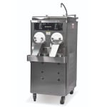 Stoelting M202-109 Custard Freezer w/ (2) 6-gal Hoppers - Water Cooled, (2) Barrels, 208-240v/3ph