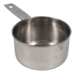 Tablecraft 724D 1-Cup Stainless Steel Measuring Cup, Standard Weight