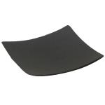 "Tablecraft BAMDSBK2 2.5"" Square Disposable Dish - Bamboo"