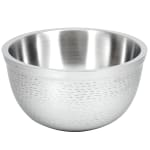 Tablecraft RB63 Remington Collection Bowl, 1 qt, Round, Double Wall, Stainless Steel