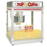 Gold Medal 2010E 120240 Pop-O-Gold Popcorn Machine w/ 20-oz Kettle, Counter Model, 120/240V
