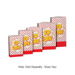 Gold Medal 2061 .75 to 1 oz Disposable Popcorn Boxes, 500/Case