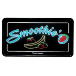 Gold Medal 2184 Smoothies Lighted Sign
