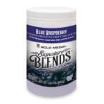 Gold Medal 2290 Blue Raspberry Candy Glaze Corn Treat Mix