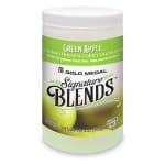 Gold Medal 2294 Green Apple Candy Glaze Corn Treat Mix