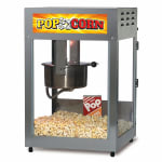 Gold Medal 2552 Pop Maxx Popcorn Popper - 14 oz EZ Kleen Kettle & Stainless Dome, 120v